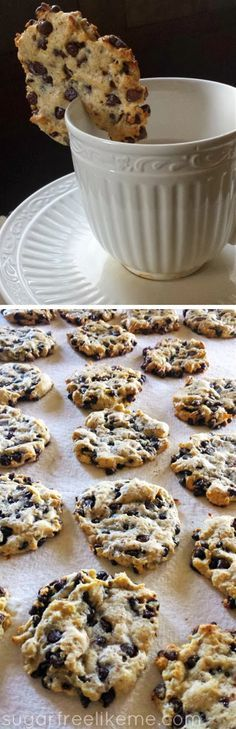 Youre on a diet, you cant have a cheese cake right? Well, youre wrong. Dieting doesnt mean depriving your sweet tooth of eating delicious desserts. Here we brought you 20 recipes of the top sugar-free desserts so you can eat while not affecting your diet. Diabetic Desserts, Köstliche Desserts, Low Carb Desserts, Diabetic Recipes, Low Carb Recipes, Dessert Recipes, Cooking Recipes, Healthy Recipes, Diabetic Foods