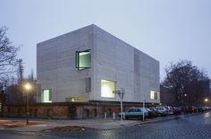 Atelier Katharina Grosse, Berlin / Augustin und Frank Architekten