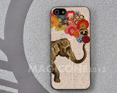 Elephant iPhone 4 case, iPhone 4s Case
