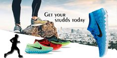 Get Your Studds Today  #MenFootwear #SportsShoes