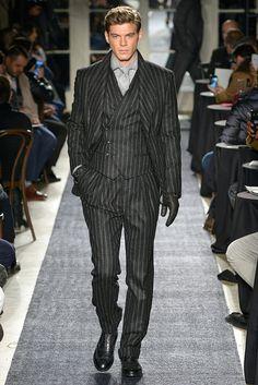 Joseph AbboudMenswear Fall Winter 2018 CollectionNew York Fashion WeekNYTCREDIT NOWFASHION