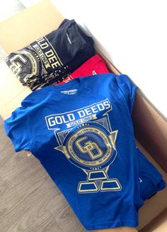 Out of the box! - Gold Deeds
