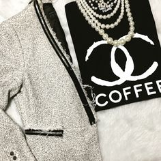 #cc #coffee  #lookbook #mystyle #ootd #styleinspiration #style #stylistpic #supportsmallbusiness  #shop #etsy #gift  #fashion #fashionstyle #fashionstatement #streetstyle #streetfashion #statementpiece #fashionblogger  #statement #chanel #coffeelover