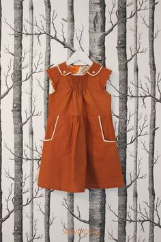 sewpony: A dear prudence dress