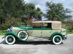 1929 cars | Auburn cars for sale | Victory cars