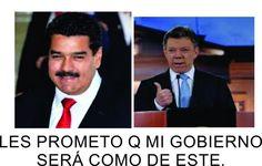 PRESIDENTE FARCSANTOS presenta su tipo de gobierno. Véanlo. pic.twitter.com/kx29v1HQKu