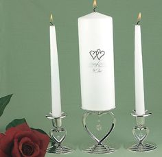 wedding unity candle arrangements on pinterest unity Do It Yourself Wedding Centerpieces Simple Wedding Centerpieces