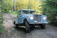 Land Rover 109 '69