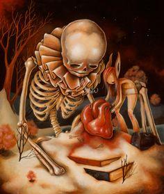 Art Attacks! Online — Paintings by Brandi Milne
