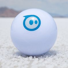 Sphero® 2.0 App-Controlled Wireless Robotic Ball Exclusive Bonus Pack - includes free ramps, nubby cover, and travel bag! Now faster, brighter and smarter than ever!