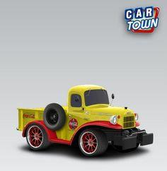 Dodge Power Wagon 1946 - Coca Cola