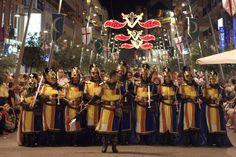 Fiestas de Moros y Cristianos en Benidorm Moraira, Real Estate Agency, Pent House, Luxury Villa, Things To Come, Concert, The World, Turismo, Beach