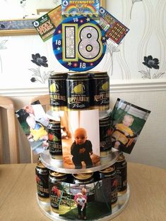 Colorful 10 Shiny Birthday Present Ideas Boy Arts Ideas, 18 Birthday Presents For Boys Bir 18th Birthday Ideas For Boys, 18th Birthday Present Ideas, Birthday Presents For Boys, 18th Birthday Party, Birthday Diy, Cake Birthday, Boys Presents, Birthday Celebration, Birthday Surprise Boyfriend