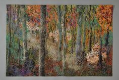 japanese art quilt  | ... -NYC's Second Exhibition Features Japanese Quilt Artist Noriko Endo