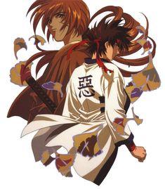 Kenshin e Sanosuke Rurouni Kenshin, Kenshin Anime, Samurai, Kenshin Le Vagabond, Mirai Nikki Future Diary, Cartoon Games, Blue Exorcist, Manga, Anime Figures