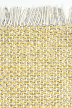 NEW IN: Craft Yellow Rug - texture close up (Brink & Campman), a flat-woven rustic style Yellow Carpet, Dark Carpet, Yellow Rugs, Circle Rug, Rug Texture, Stain Remover Carpet, Rustic Rugs, Cool Rugs, Carpet Stains