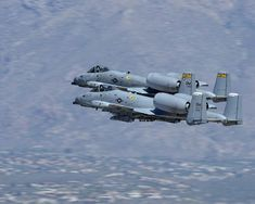 SOME COOL PHOTOS OF THE REBORN A-10 WEST HERITAGE FLIGHT TEAM - The Aviation Geek Club