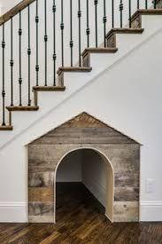 Imagini pentru understairs dog houses