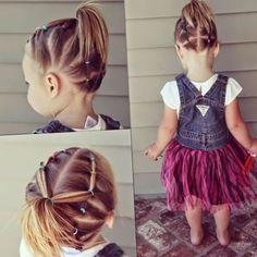 Прически для детей на короткие волосы - http://popricheskam.ru/69-pricheski-dlja-detej-na-korotkie-volosy.html. #прически #стрижки #тренды2017 #мода #волосы