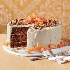The Ultimate Carrot Cake | MyRecipes.com