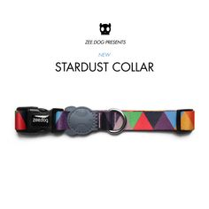 NEW Stardust Collar. #zeedog #collar #dog