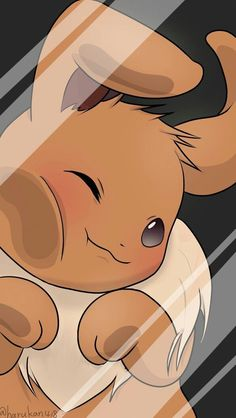 Eevee lock screen