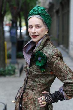 Haute Design by Sarah Klassen: Style: Advanced Style