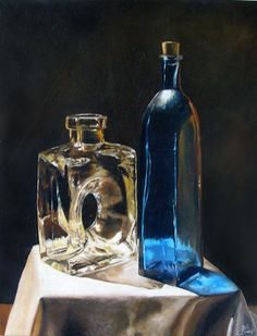 still life watercolor paintings | Still Life - Oil Painting by ~Marbletoast on deviantART