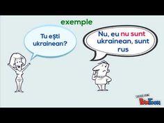 Румынский язык online Урок 1 Местоимения - YouTube Online Work, Youtube