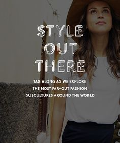 In this episode of Style Out There, Asha Leo travels to Crown Heights, Brooklyn to meet young, fashionable Hasidic Jews.