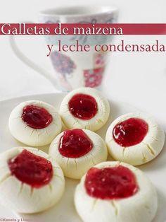 El Rincón de Lynch: Gastronomía Pura.: Galletas de Maizena y Leche Condensada... tu delirio.