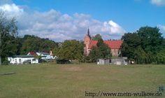 Vorstellung der Kirche Wulkow