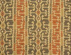 Lovely Kilim style fabric