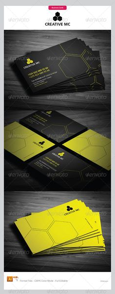 Corporate Business Cards 317