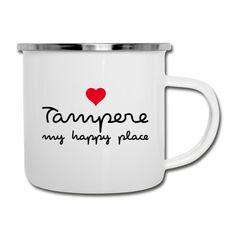 Makiatasku   My happy place Tampere - Emalimuki