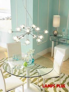 adorei a luminária (blog achados de decoração...amo esse blog :)
