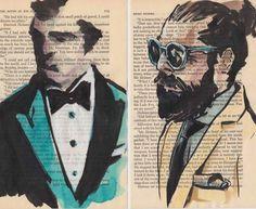 menswear illustrations - Google Search