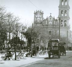 Antigua Catedral de Monterrey