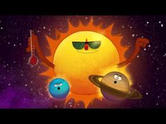 Early learners are sure to love these introductory videos on the concept of the solar system. This series features high quality music and animation that will instantly engage kids, and which teachers will enjoy watching as well. Each video states facts about its subject in a catchy song to aid kids in retaining the information and exciting them to discover more.