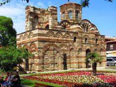 Nessebar, Old Town, Bulgaria