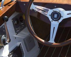 Schnelles 69er Mahagoni-Sportboot mit 30 kW-Elektromotor Chris Craft, 30 Kw, Old School, Berlin, Classic, Speed Boats, Wooden Boats, Automobile, Antique Cars