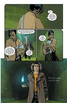 Saga Volume 1 Sample Page 1