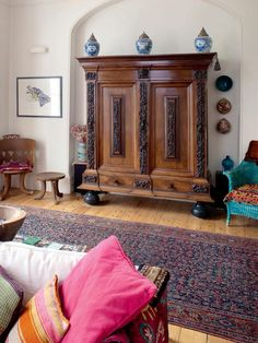 My Dream Canvas: A Victorian Townhouse : Period Living