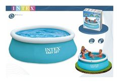 Intex Easy Set Piscine 54402 183 x 51 cm - Jardin piscine