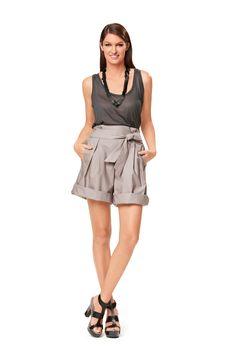 shorts Burda 7195
