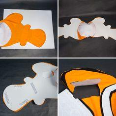 DIY Nemo Costume Step 05