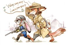 Zootopia,Зверополис, зверополис,фэндомы,Zootopia characters,Zootopia crossover,Fallout 4,Fallout,фаллаут приколы,Judy Hopps,Nick Wilde,nick wilde