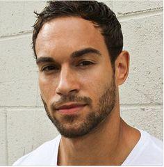 Mixed Chicks: Model Nick Denbeigh- He's African American, German, Norwegian and Native American.