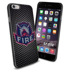 Chicago Fire MLS Blackenet Logo WADE6429 Soccer iPhone 6 4.7 inch Case Protection Black Rubber Cover Protector WADE CASE http://www.amazon.com/dp/B0141EQ626/ref=cm_sw_r_pi_dp_MvzFwb0XEFF3K
