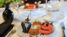 'Trick or Tea' Haunts Steakhouse 55 at Disneyland Hotel This Fall | Disney Parks Blog